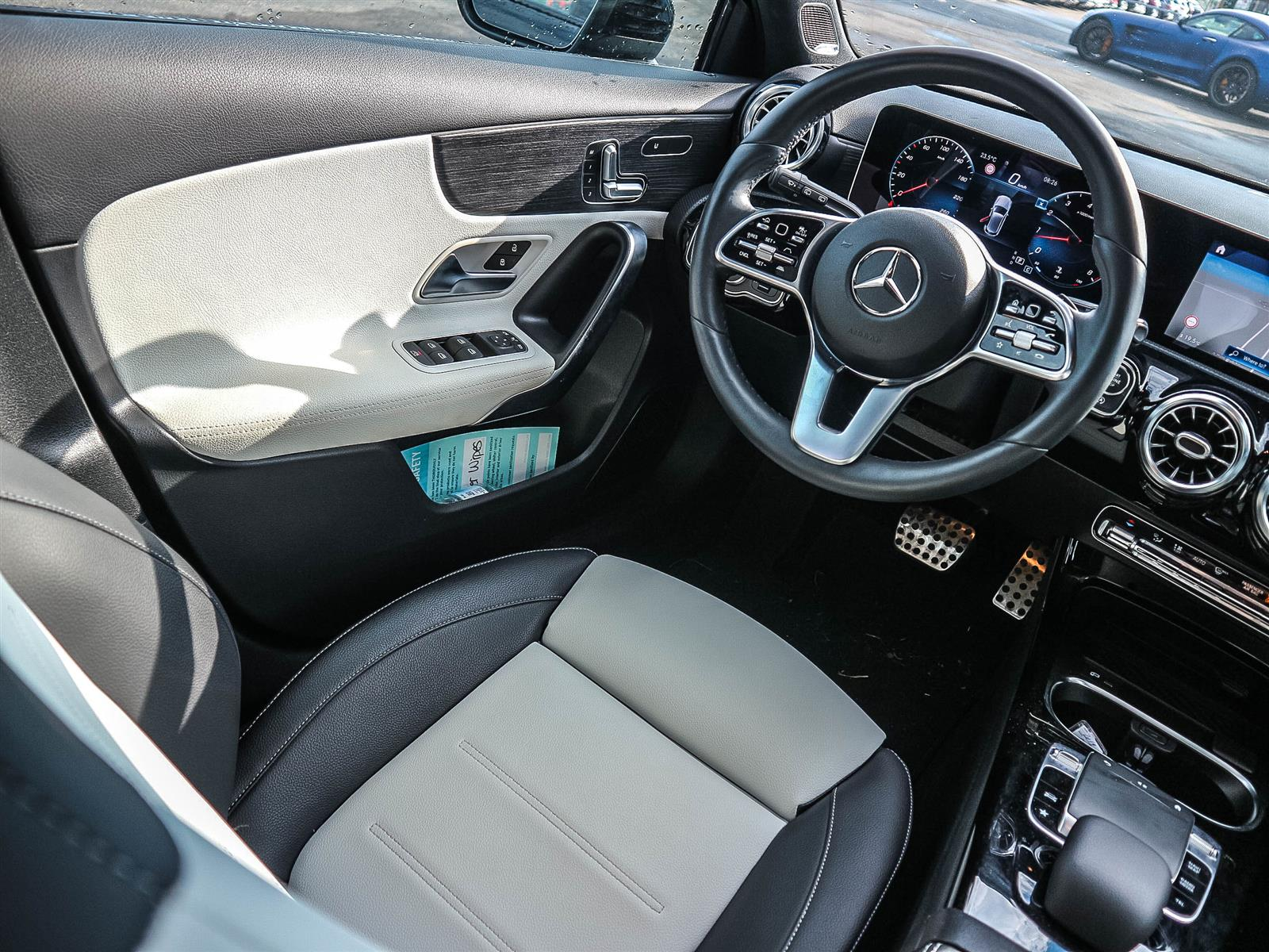 Certified Pre-Owned 2019 Mercedes-Benz A250 4MATIC® Hatch
